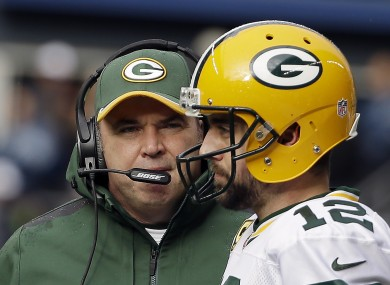 Mike McCarthy and Aaron Rodgers will wonder what might have been had the former taken more risks on Sunday.