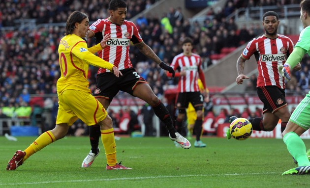 Sunderland Vs Liverpool 1 0: Markovic Denied Stonewall Penalty Before Scoring His First