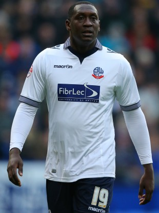 Heskey has scored once in five appearances for Bolton.