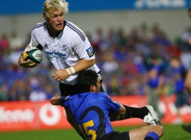 Schalk Burger is a product of the Western Province academy.
