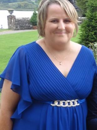 Undated image of Elaine O'Hara