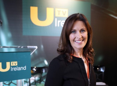 UTV Ireland's Alison Comyn