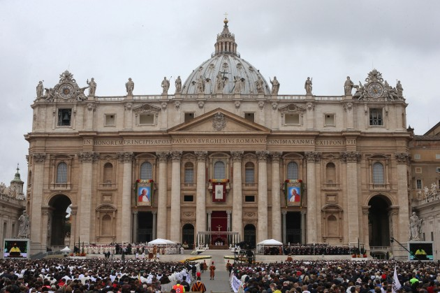 Canonisation of John XXIII and John Paul II - Vatican