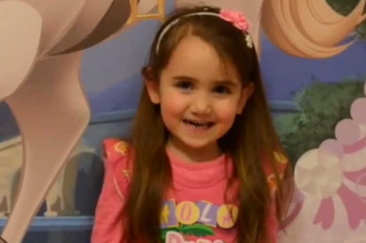 Adorable Galway 4 Year Old Donating Her Hair To Children With Cancer