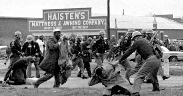 Fifty years ago today, protesters marched on Selma and changed the course of history