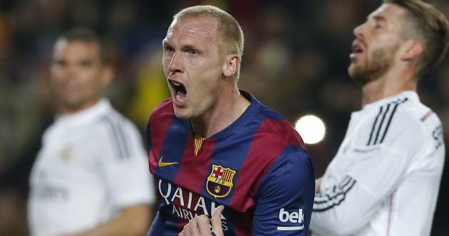 As it happened: Barcelona v Real Madrid, La Liga