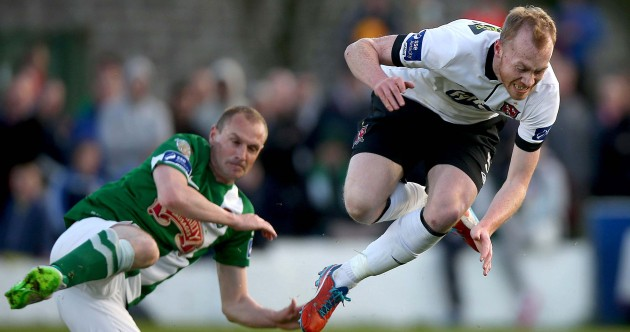 Seven clubs are represented in our SSE Airtricity League team of the week