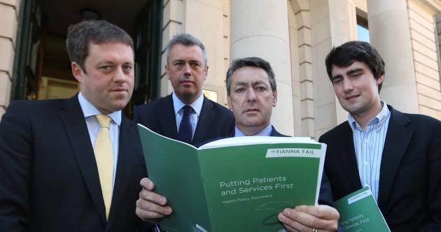 Fianna Fáil wants a new tax... on sugar