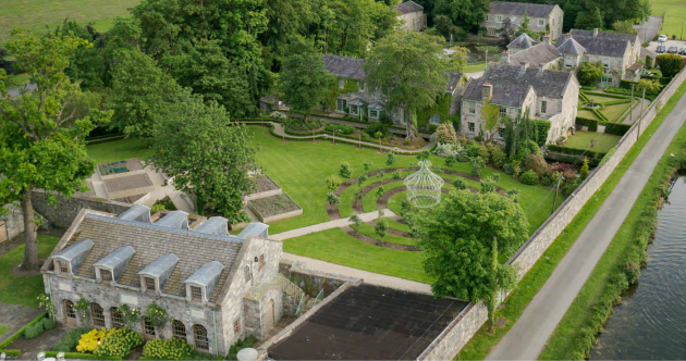 Why settle for just a house? This entire village in Kildare is for sale