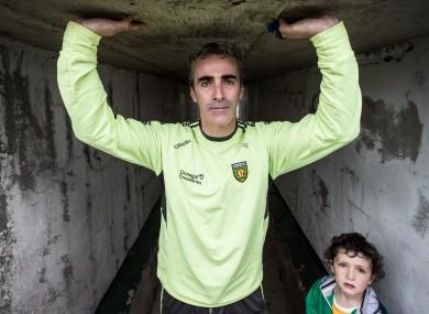 Ex-Donegal boss Jim McGuinness.