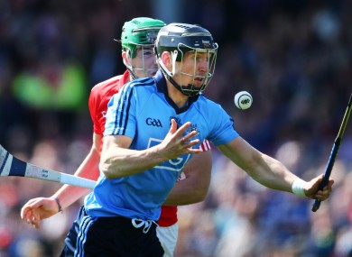 Mark Schutte has been superb for Dublin this year.
