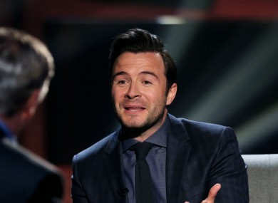 Westlife singer Shane Filan talks to Pat about how he ended