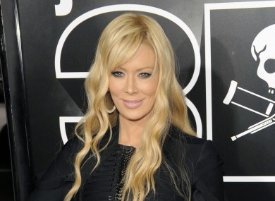 Jenna Jameson is 'The Queen of Porn'... apparently.