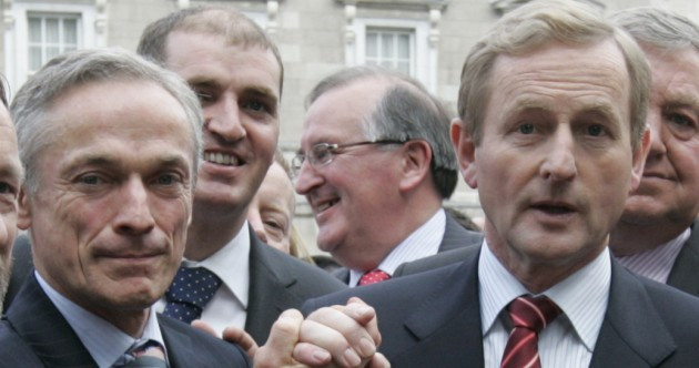 'Not much of a f***ing ambush': An oral history of the 2010 heave against Enda Kenny