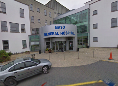 Mayo General Hospital.