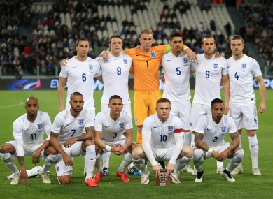 England are unbeaten since the World Cup.
