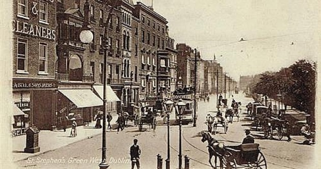 Step back in time: Here's how Dublin used to look