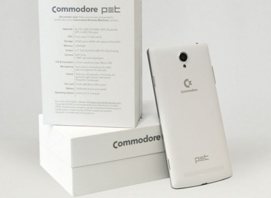 This classic computer is making a return as a smartphone · TheJournal ie