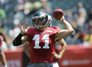 Tim Tebow looks set to make the Eagles roster.