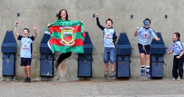 As it happened: Dublin v Mayo, All-Ireland football semi-final