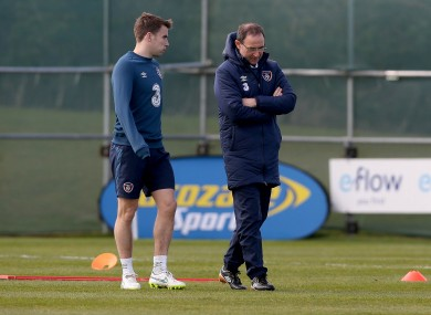 Seamus Coleman should be included in Martin O'Neill's squad despite hamstring scare.