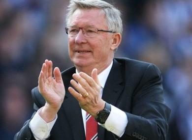 Alex Ferguson won 38 trophies with Man United.