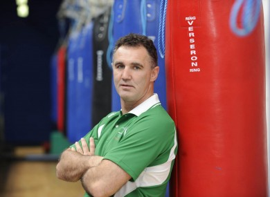 Billy Walsh resigned from his position earlier today.