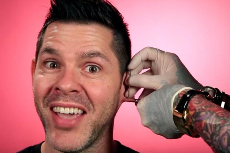 Swan Gamer: Should I Get My Ears Pierced Guy