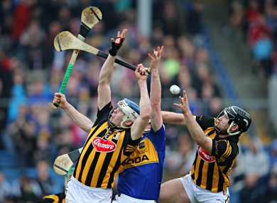 TJ Reid and Richie Hogan of Kilkenny are two of the nominess.