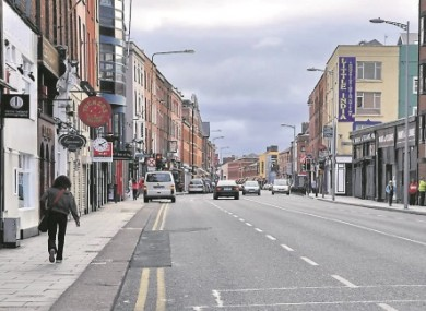 Washington Street, Cork