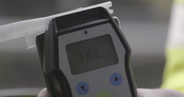 This powerful video shows why drink driving is a bad, bad idea