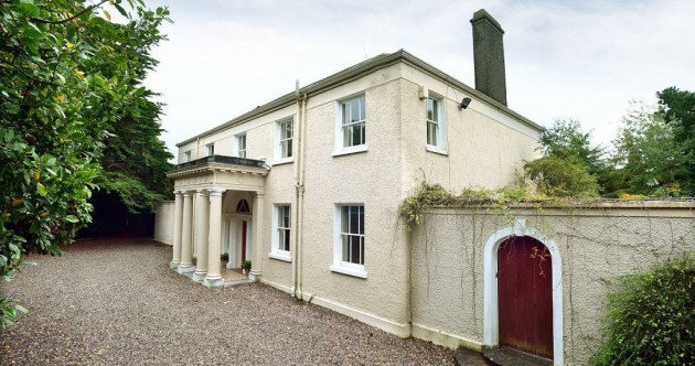 There's a gorgeous Georgian mansion for sale in Cork