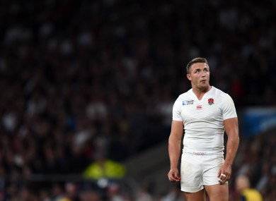 Burgess was heavily-criticised for his performances at the World Cup.