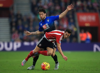 Arter impressed but was unable to halt Bournemouth's losing run.