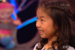 This little girl from the Toy Show received a lot of abuse online after her appearance