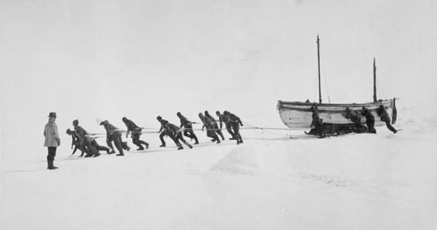How do you tackle a HR crisis 1,300km from civilisation? Ask Ernest Shackleton