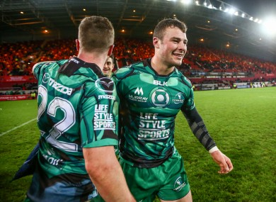 Henshaw is recovering from a fracture in his left hand.