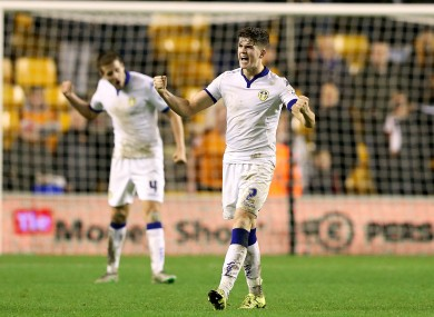 Leeds United's Sam Byram has been scouted by a number of Premier League clubs.