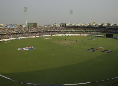 The Sher-E-Bangla National Stadium in Dhaka will host the final.