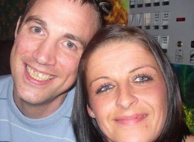 James Murphy and Joanne Leacy
