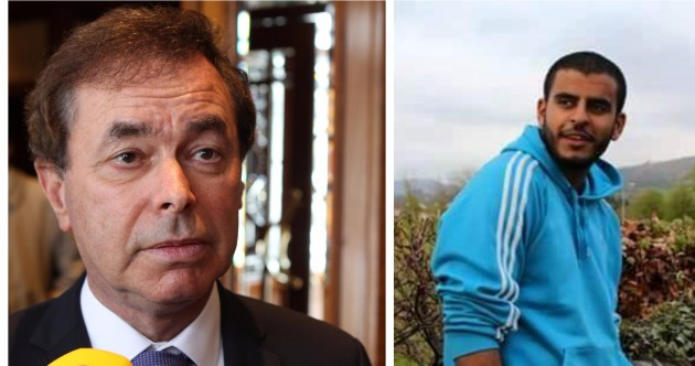 "Alan Shatter to table Dáil motion calling for ""immediate release"" of Ibrahim Halawa"
