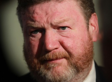 James Reilly lost his seat in Dublin Fingal at the weekend but is still the Minister for Children.