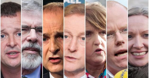 AS IT HAPPENED: the RTÉ general election leaders' debate