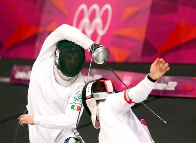 Arthur Lanigan-O'Keeffe has represented Ireland at the Olympics.