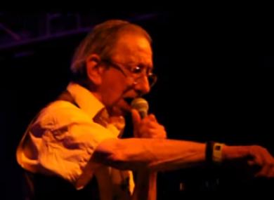DJ Derek in 2013