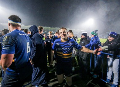 43b2475828433 Madigan is preparing to say goodbye to Leinster at the end of the season.