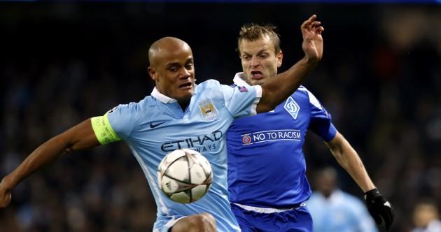 As it happened: Man City v Dynamo Kiev, Champions League