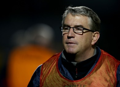 It was a good night for Cork U21 football manager Sean Hayes and his players.