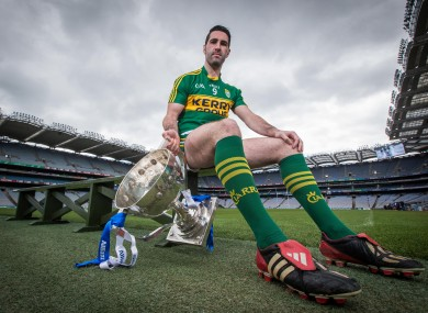 Sheehan hopes to conquer Croke Park again this weekend.