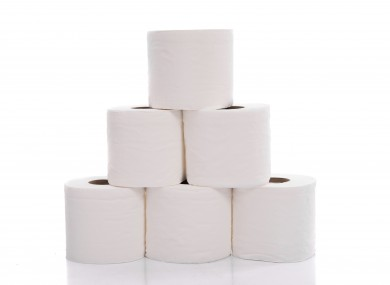 Some loo rolls now have less sheets per roll, but the same price tag.
